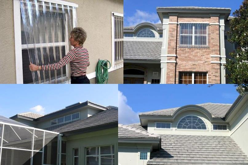 Tampa Clear Shutters Hurricane Protection Products