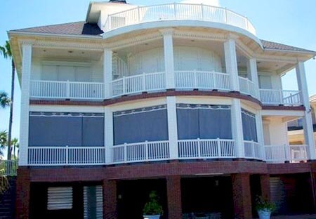 Tampa Force 12 Wind Screens, Hurricane Protection Products