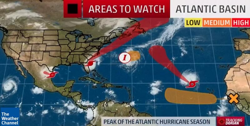 Tampa St Petersburg Be Prepared For An Active Hurricane Season
