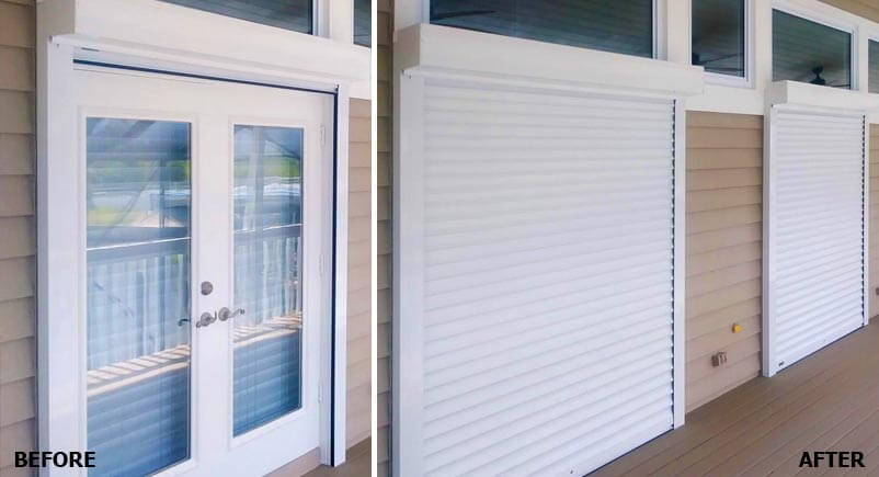 Top Rolling Shutter Installation Company