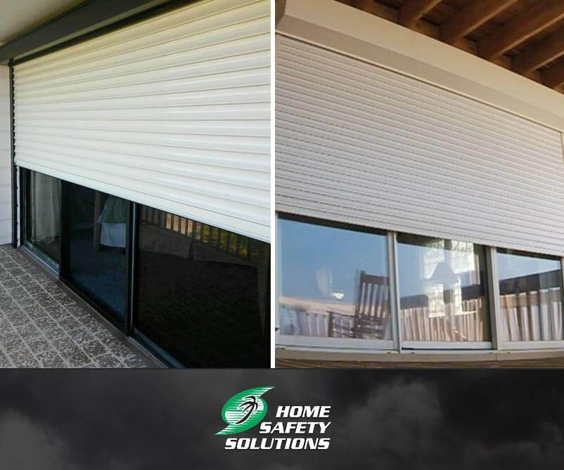 Sliding Glass Door Hurricane Protection