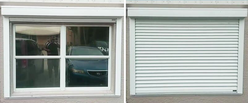 Best Tampa Rolling Shutter System