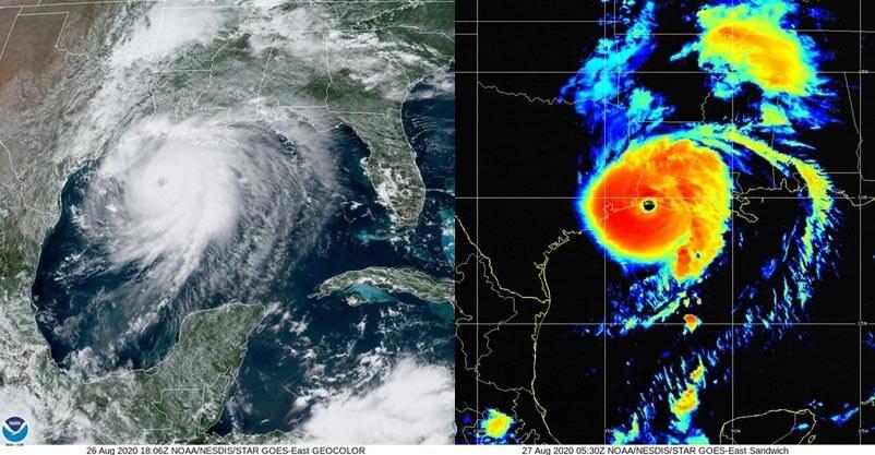 Record Breaking 2020 Hurricane Season
