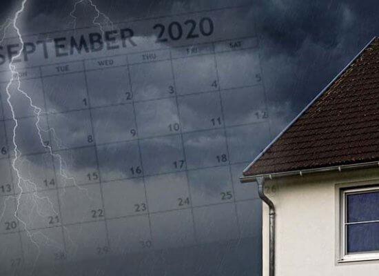 2020 PEAK HURRICANE SEASON
