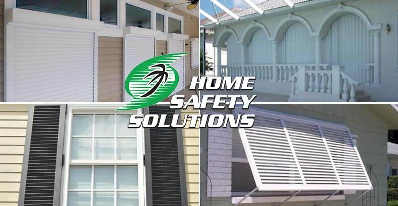 Hurricane Shutter Product Selections