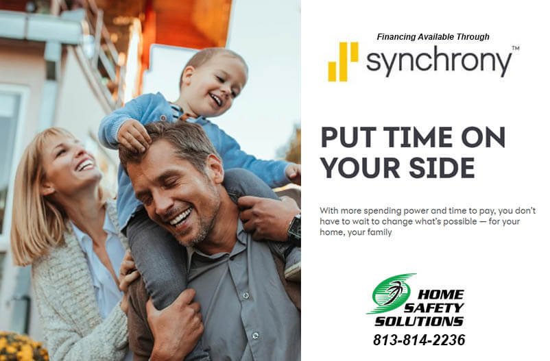 Financing Available Through Synchrony Bank