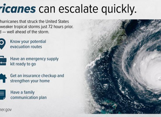 Hurricane Hazards NOAA Info for Tampa area Residents