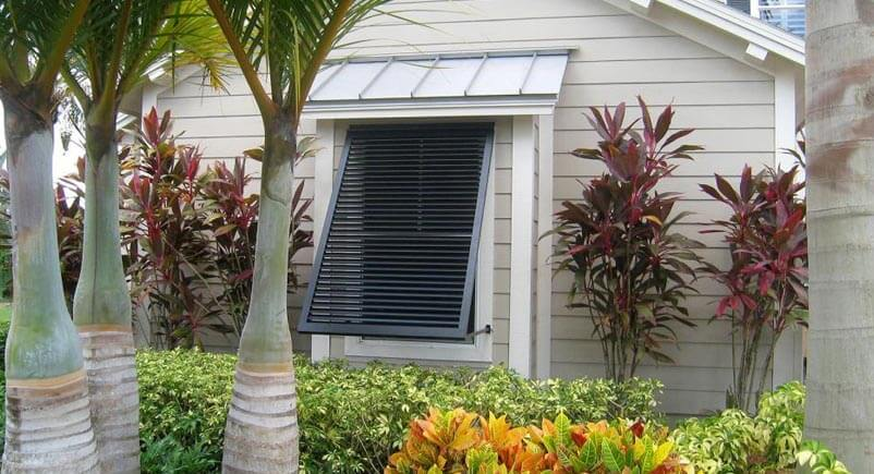 Hillsborough County Bahama Shutter Installers